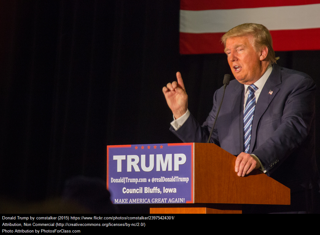 What Effect Will Donald Trump Have On The Financial Industry?