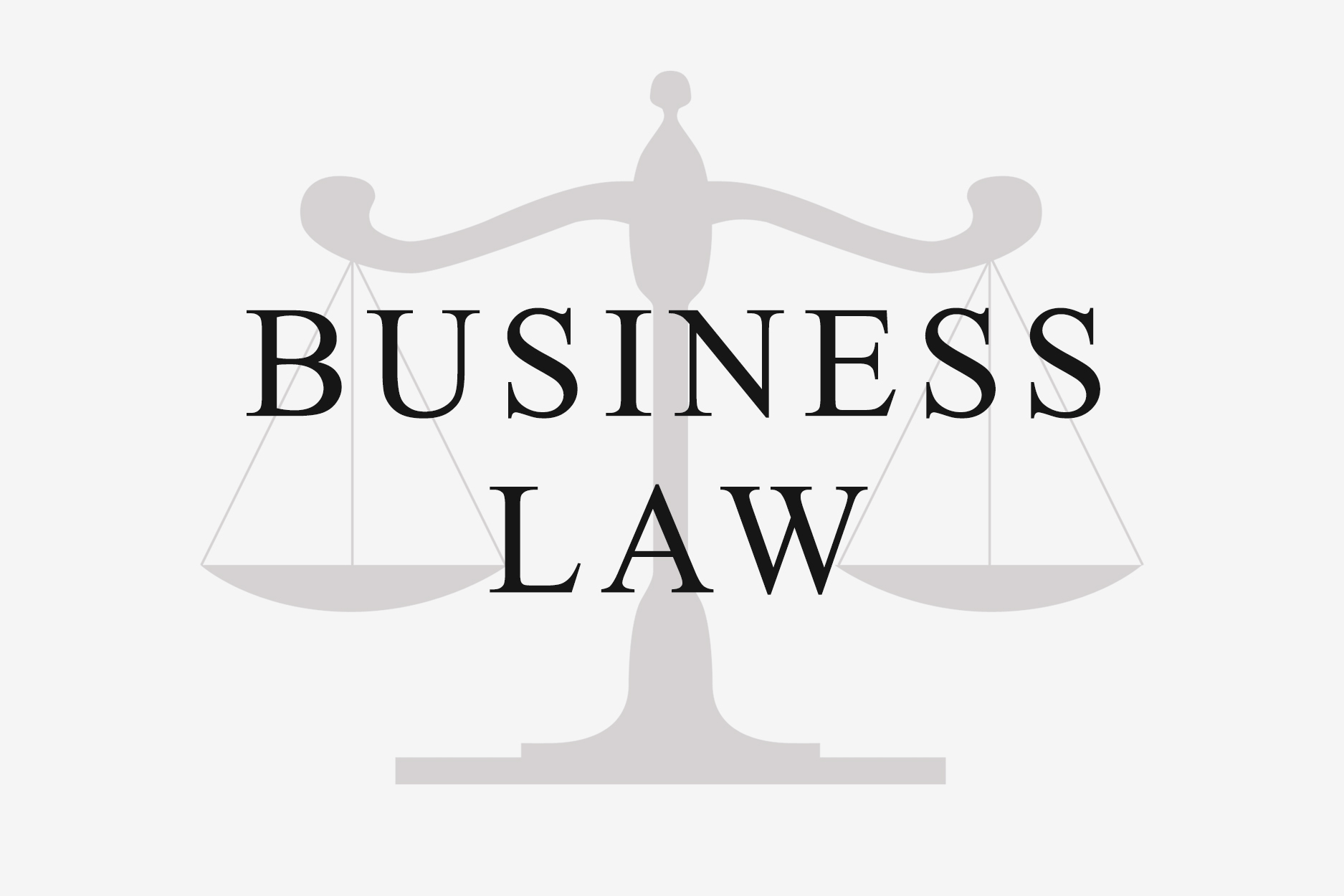 Starting a Business? Make Sure You Know the Law