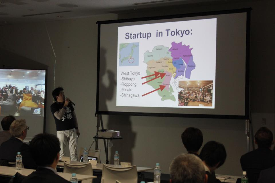 Germany- Japan Startups Platform 1st General Conference between Berlin and Tokyo