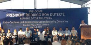 Metro Pacific Tollways's 1st Venture outside Luzon is CCLEX