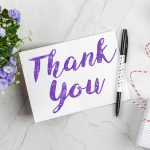 How Can Thank-You Cards Help Your Business?