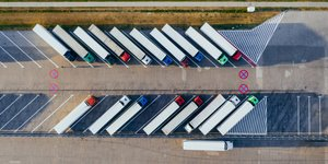 Effects of COVID-19 on the Trucking Business