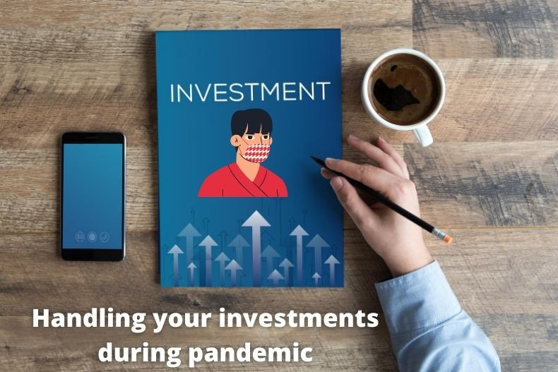 Tips for Managing Your Investments During a Pandemic