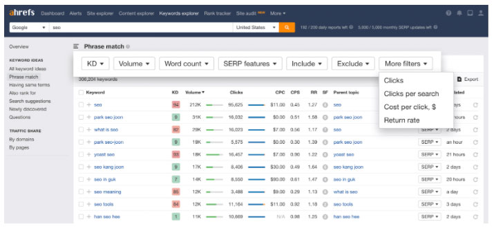 Ahrefs vs. Ubersuggest Comparing SEO Keyword Research Tools to Boost Marketing