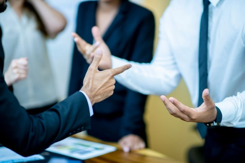 How to Settle Business Partner Disagreements