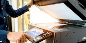 Top Five Reasons Your Business Still Needs Office Printers