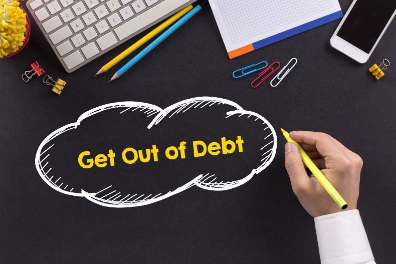 5 Ways to Dig Yourself Out of Debt