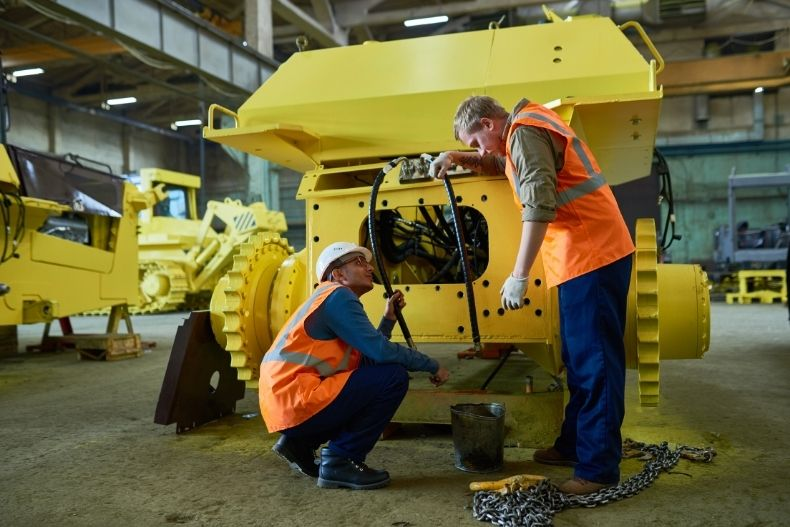 Tips to Help Your Heavy Machinery Last Longer