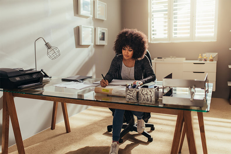How To Stay Connected While Working From Home