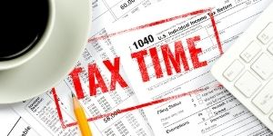 10 Easy Ways To Overcome Tax-Season Stress