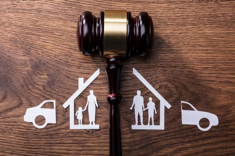 How to Get Through a Divorce and Make the Process Less Painful