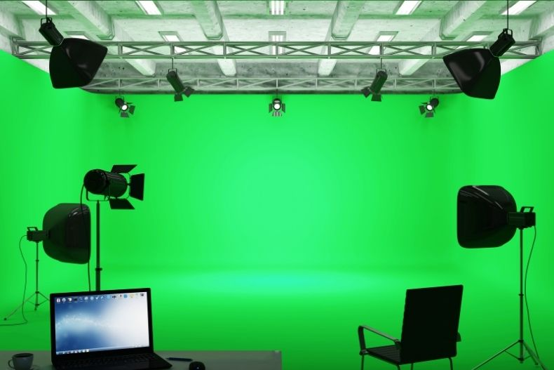 How to Light a Green Screen: A Guide