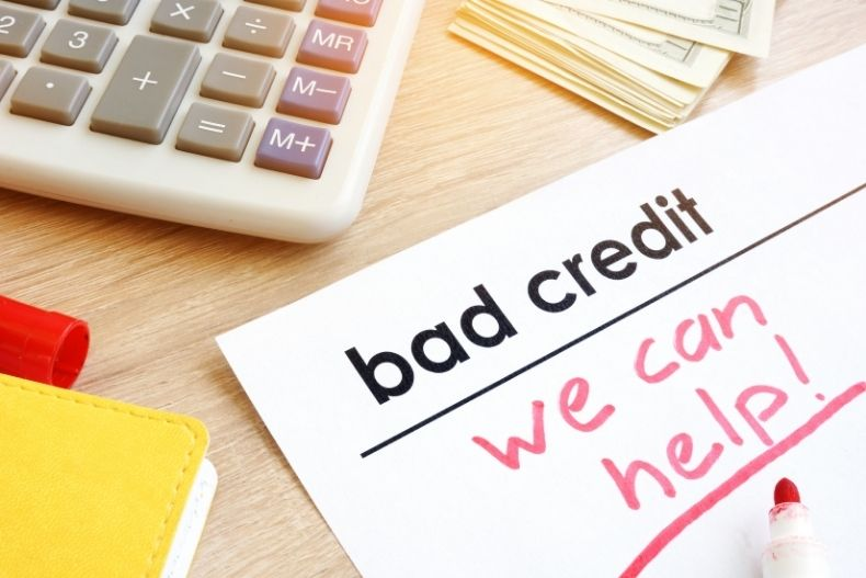How to Rebuild Bad Credit