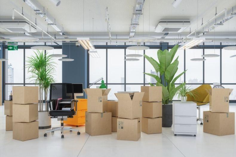 Planning An Office Move? Don't Forget These Essential Steps