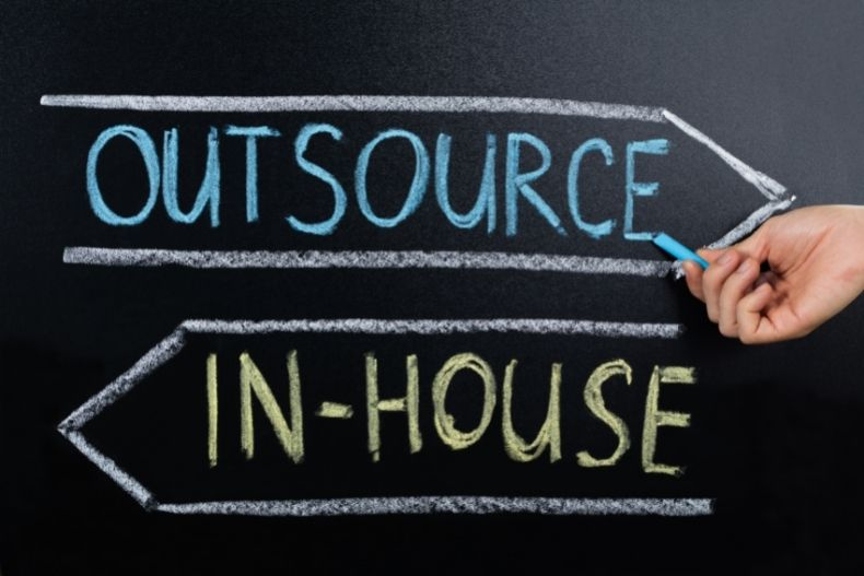 Outsource or in-House - Which Is the Right Fit For Your Business?