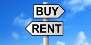 Economics on Buying vs. Renting