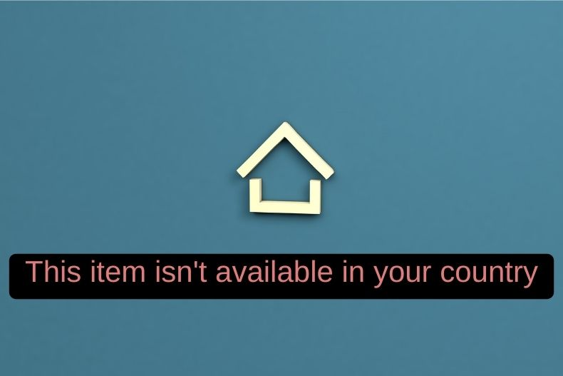 Content Not Available in Your Country?